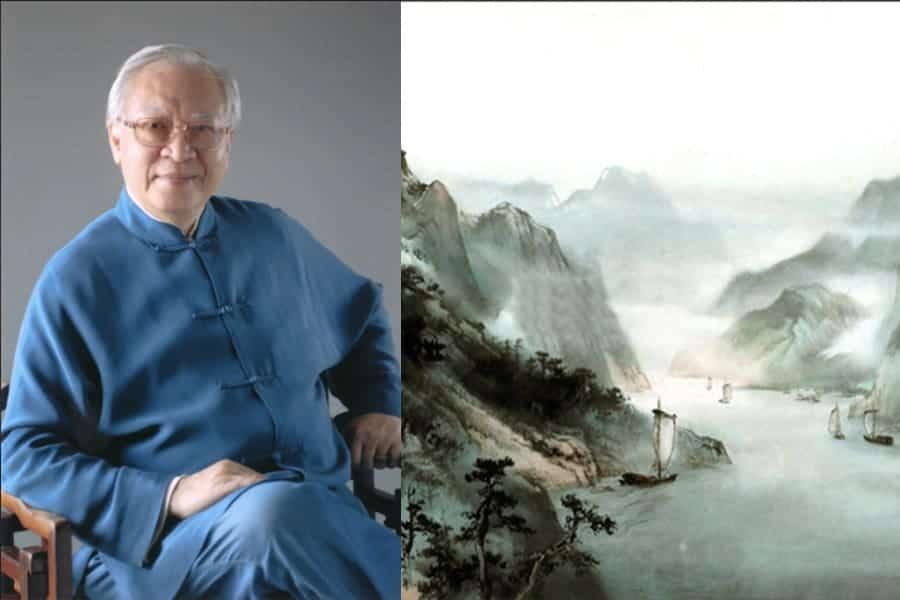歐豪年──嶺南派書畫大師.國家重量級藝術家