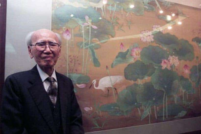 林玉山書畫作品捐贈展 壯闊與細膩兼備