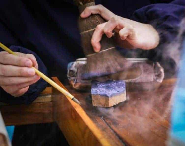 4 煙霧氤氳之中,傳統技法被完整保存