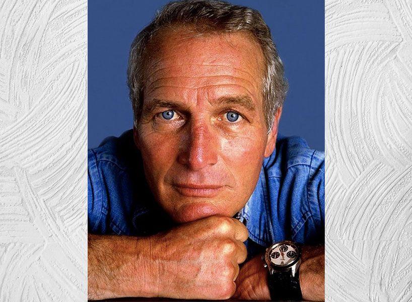 1 保羅紐曼與他鍾愛的勞力士腕錶